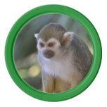 Amazing Squirrel Monkey Poker Chip Set