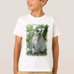 Madagascar Lemur Kid's T-Shirt