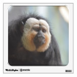 Saki Monkey Wall Decal